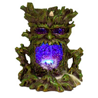 Tree Man Backflow Incense Burner w/ LED Lights | Distributor