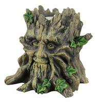 Tree Man Tea Light Candle Holder - 3 Inches - AFG Distribution