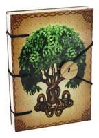 "Tree of Life Hardcover Journal - 5""x7"" - AFG Distribution"