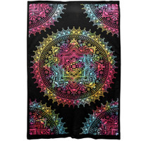 Tribal Mandala Cotton Tapestry | Wholesale Distributor