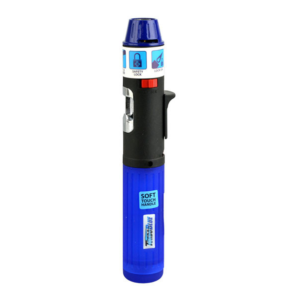 Turbo Blue Torch Stick Lighter - 6.75""