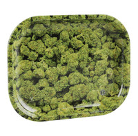 "V Syndicate Rolling Tray - Buds / 7""x5.5"" / Small"