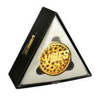 Vibes Anodized Metal Grinder | 2pc | Packaging | Wholesale Distributor