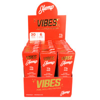 VIBES Hemp Cones | 1 1/4 | Wholesale Distributor
