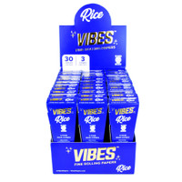 VIBES Rice Cones | Kingsize Slim | Wholesale Distributor