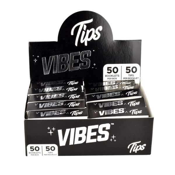 VIBES Tips | 50 pack | 1 1/4 Size | Wholesale Distributor