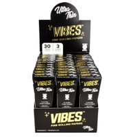 VIBES Ultra Thin Cones | Kingsize Slim | Wholesale Distributor