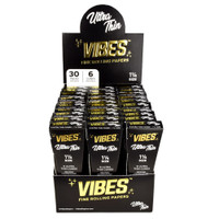 VIBES Ultra Thin Cones | 1 1/4 | Wholesale Distributor