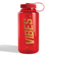 VIBES x Nalgene Water Bottle | Red | Wholesale Distributor