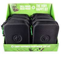 Very Happy Kit Display | Black and Green | Wholesale Distributor
