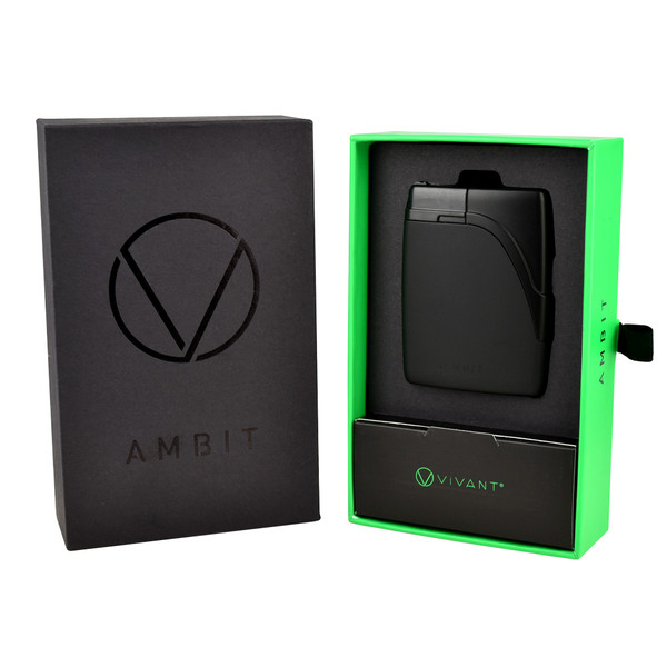 Vivant Dabox Pro Wax Vaporizer - 4.4"