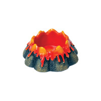 Volcano Polyresin Ashtray | Wholesale Distributor