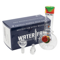 Waterfall Australia Bent Junior Water Pipe | Rasta | Wholesale
