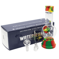 Waterfall Australia Exterminator Water Pipe | Rasta | Wholesale