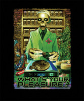 "What's Your Pleasure Fleece Blanket - 79"" x 94"""