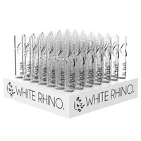 White Rhino Glass Steamrollers | Wholesale Distributor