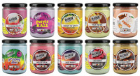 Wicked Sense Candle Bundle - 12 Candles / Asst - AFG Dist