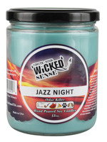 Wicked Sense Soy Candle - 13oz / Jazz Night - AFG Distribution