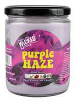 Wicked Sense Soy Candle - 13oz / Purple Haze - AFG Distribution