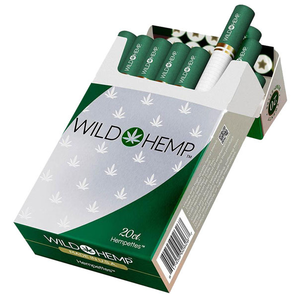 Wild Hemp CBD Hempettes Carton | Original | Wholesale