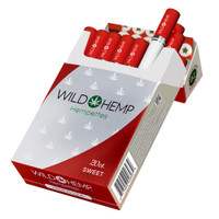 Wild Hemp CBD Hempettes Carton | Sweet | Wholesale