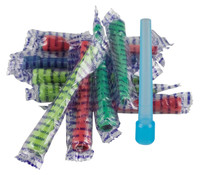 Yahya Hookah Hose Tips - Asst. Colors - 45pc - AFG Distribution
