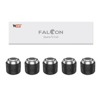 Yocan Falcon Concentrate QTC Quartz Tri Coil | Wholesale Distributor