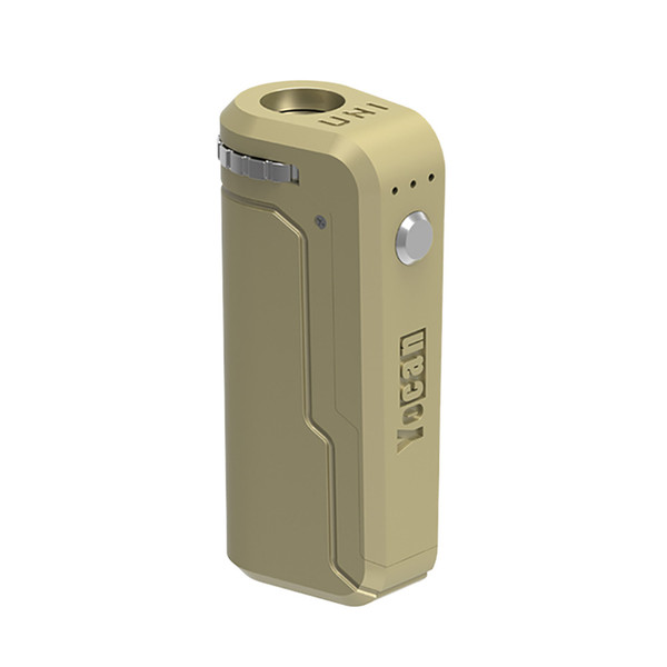 Yocan UNI Portable Box Mod - 650mAh | Gold