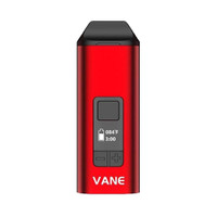 Yocan Vane Dry Herb Vaporizer | Red | Wholesale Distributor