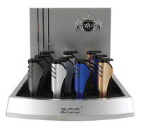 "Zico Torch Pocket Lighter - 3.5"" / Assorted / 10pc"