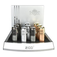 Zico Triple Flame Torch Lighter | Wholesale Distributor