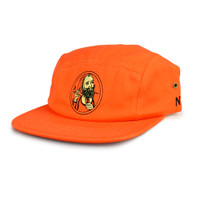 Zig-Zag Classic Camper Hat | Orange | Wholesale Distribution