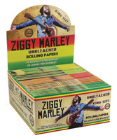 Ziggy Marley Hemp Rolling Papers - Kingsize | 50pc