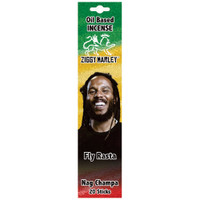 Ziggy Marley Oil Based Incense | Fly Rasta | Wholesale Distributor