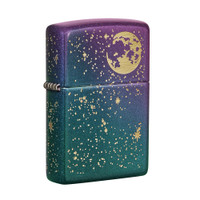Zippo Lighter | Engraved Starry Sky | Wholesale Distributor
