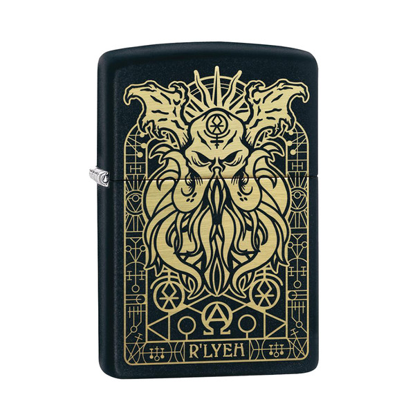 Zippo Lighter | Cthulu Monster | Wholesale Distributor