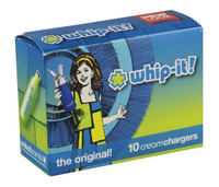 whip-It! Brand Cream Chargers - 10pc Box