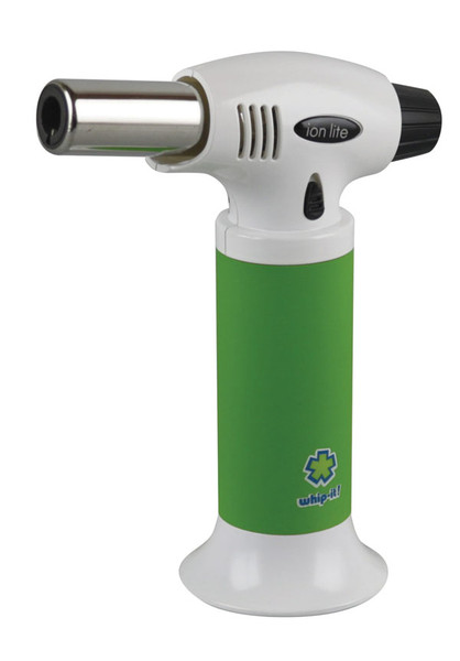 "whip-it! Brand - Ion Lite Torch Lighter - 6"" / Green"