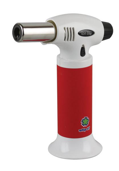 "whip-it! Brand - Ion Lite Torch Lighter - 6"" / Red"
