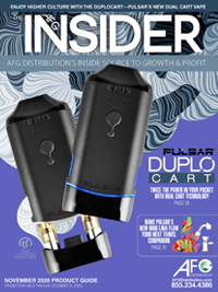 The November 2020 AFG Insider is Here!